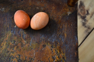 all-natural egg dye