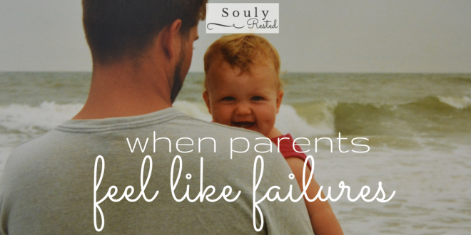 feel like failures