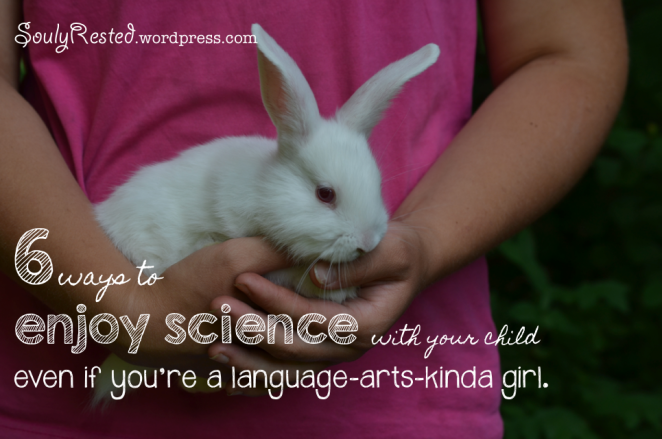 enjoy science with your child