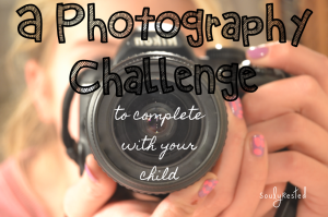 Photography Tips to learn with your child