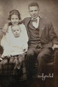 Rosa, Jim, and Pauline