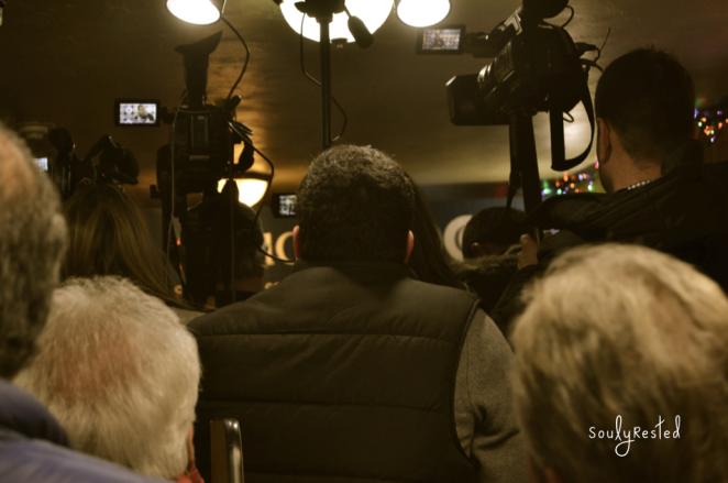 presidential primaries back of press
