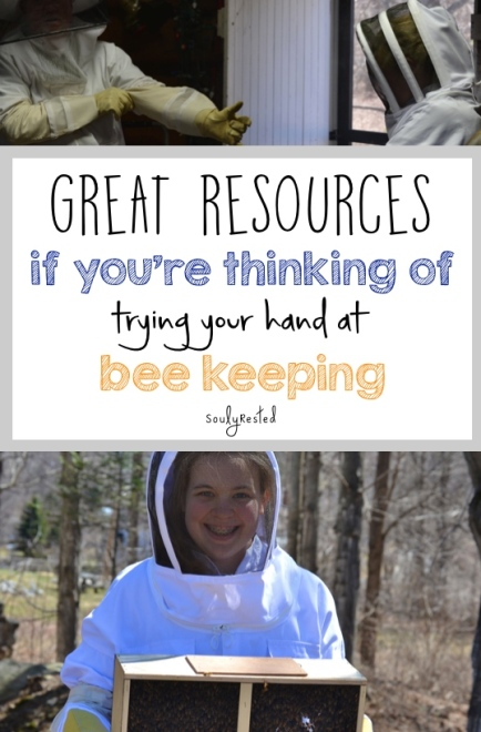 Great Resources on beekeeping